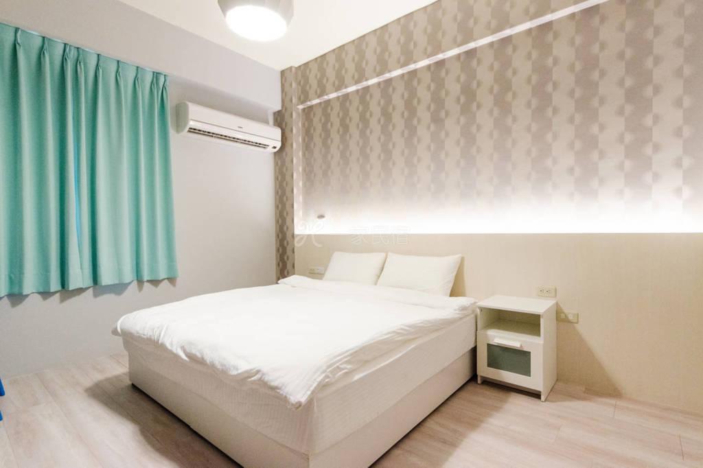 台东市中心质感双人豪华套房-追寻幸福极光