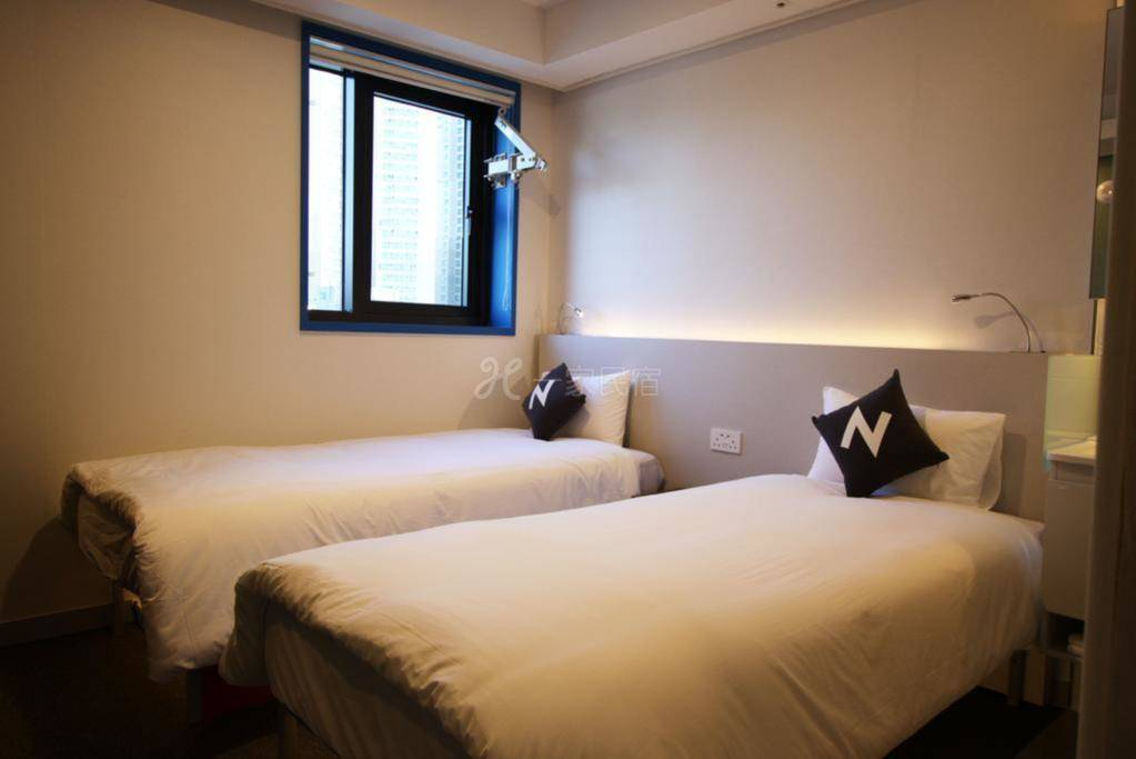 标准双床间2