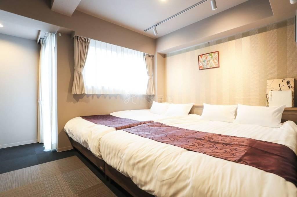 秋零公寓●四条乌丸豪华一室7S-301
