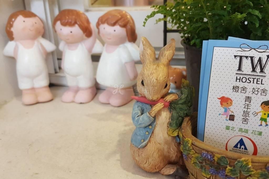 彼得兔的家-温馨双人套房A2