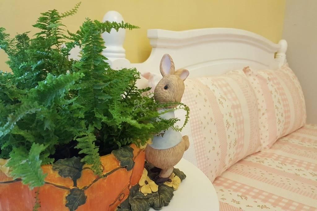 彼得兔的家-溫馨雙人套房A6