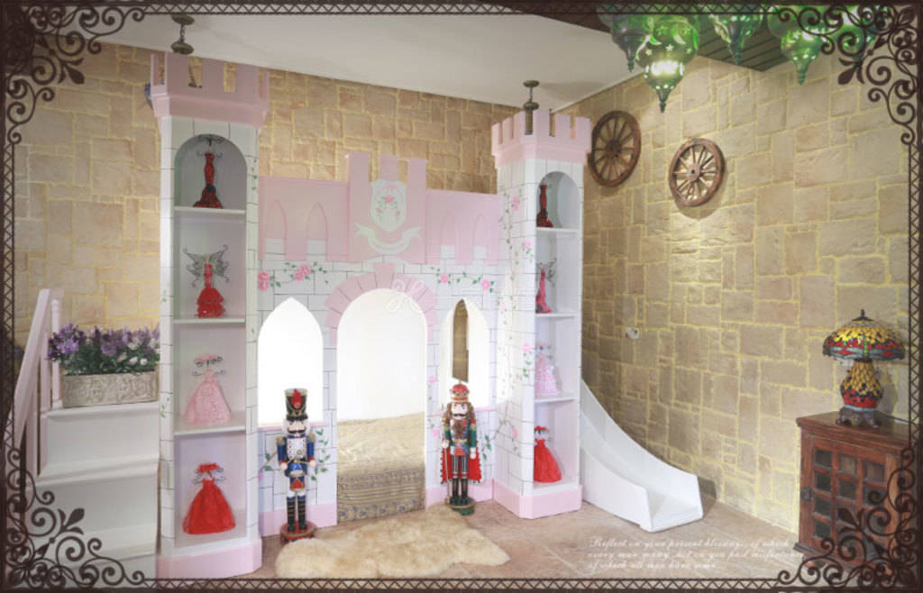国王亲子城堡 (住宿二人)