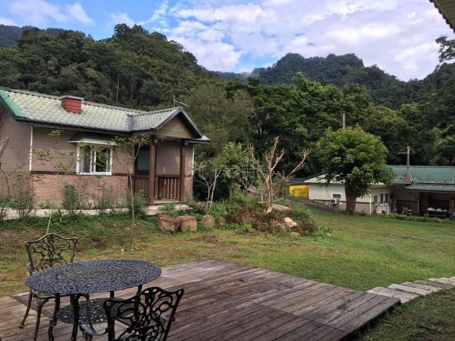蓬莱生态农场-仙山民宿 木屋八人房#6