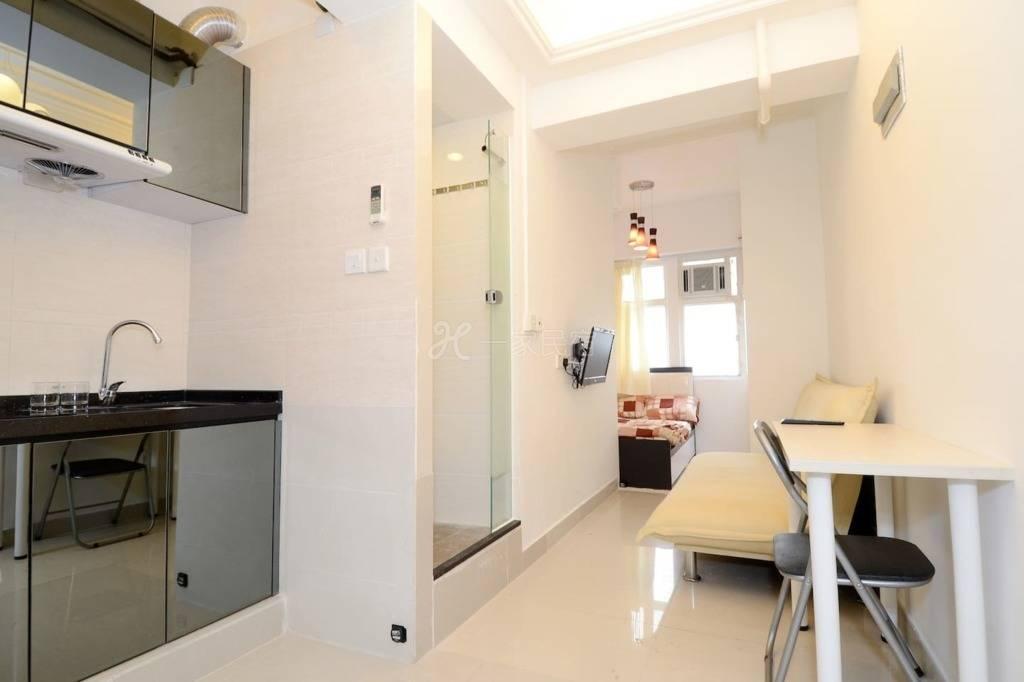 T1332-明亮的公寓@乔丹站