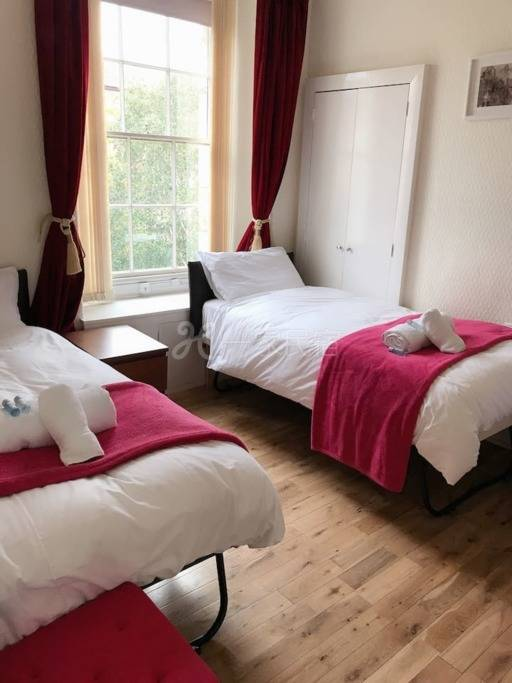 皇家英里中心公寓单人床
