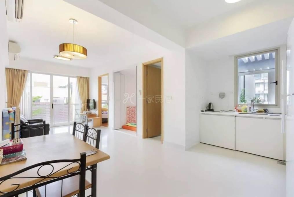 宽敞明亮的公寓