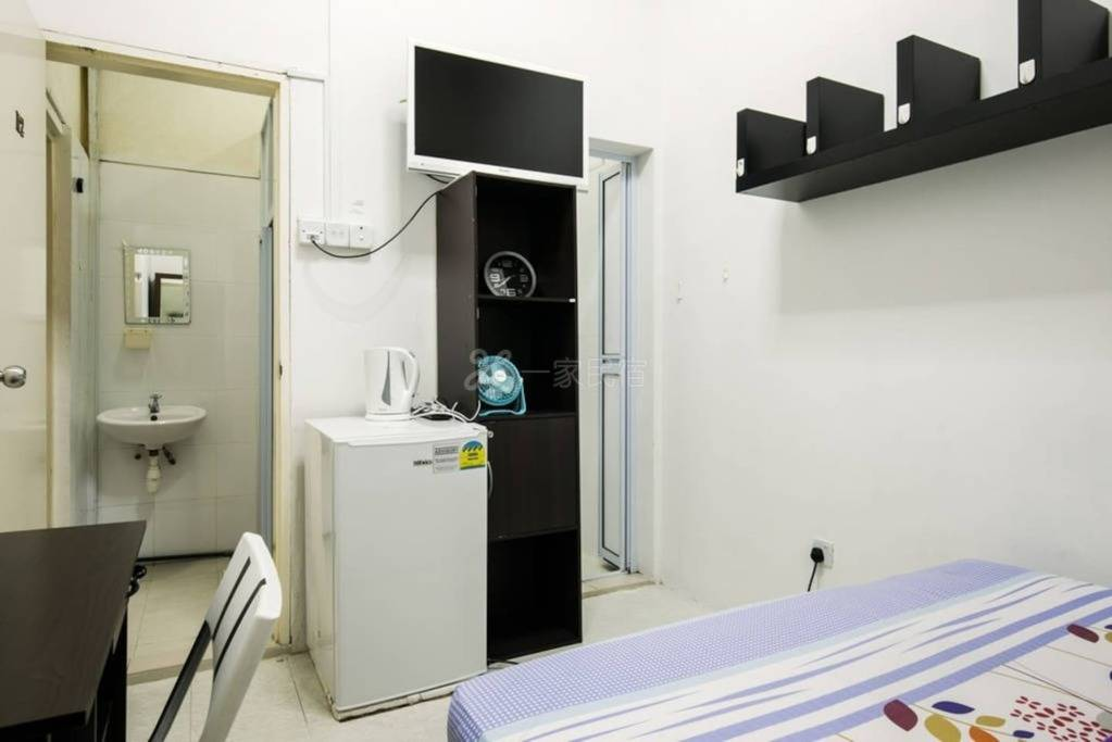 高层建筑#2  +浴室