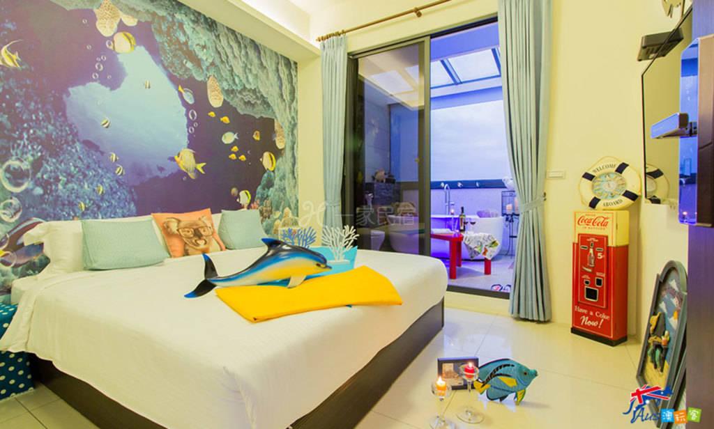 Cairns 大堡礁 双人房