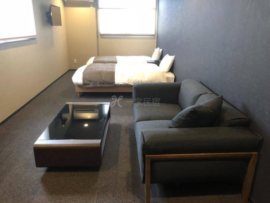 京都本愿寺宾馆  标准双床间