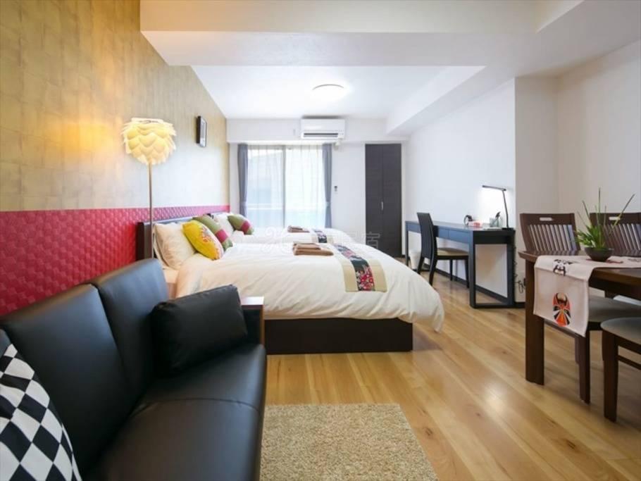 日式时尚町屋酒店式公寓近浅草上野B32