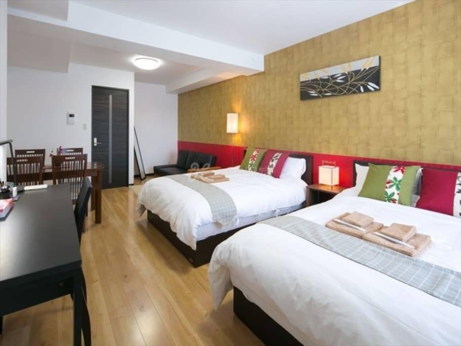 和风时尚町屋酒店式公寓近浅草上野B42