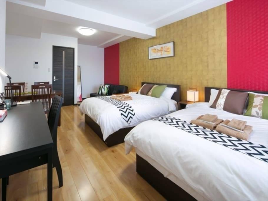 和风时尚町屋酒店式公寓近浅草上野B52