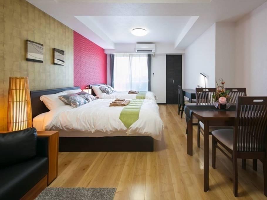 日式时尚町屋酒店式公寓近浅草上野B62