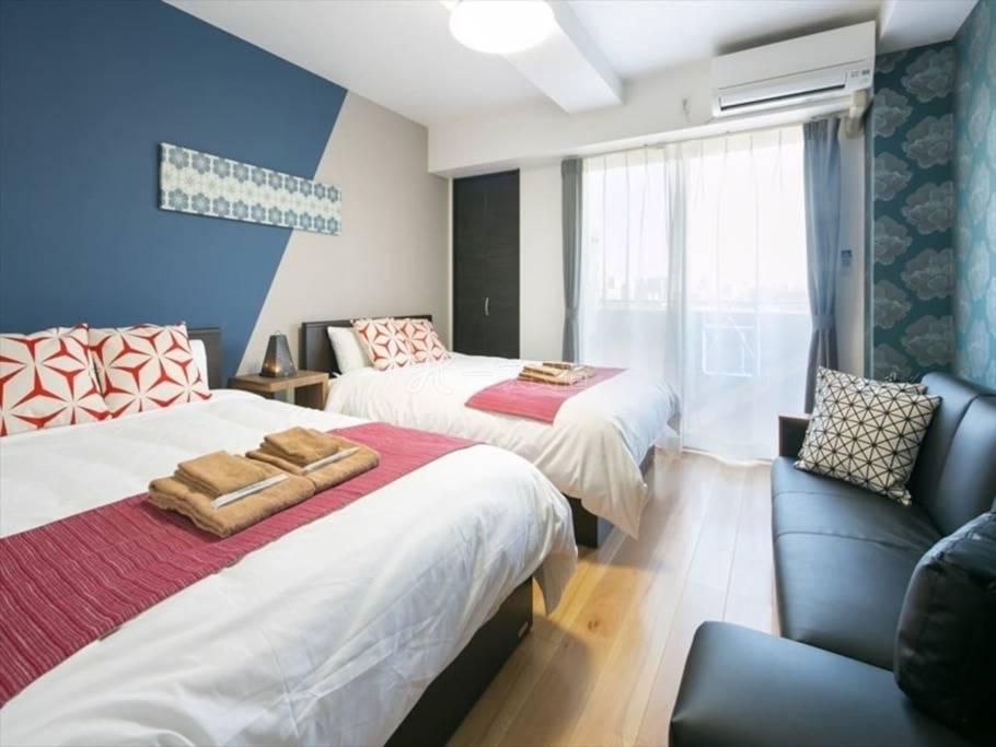 和风时尚町屋酒店式公寓近浅草上野F73