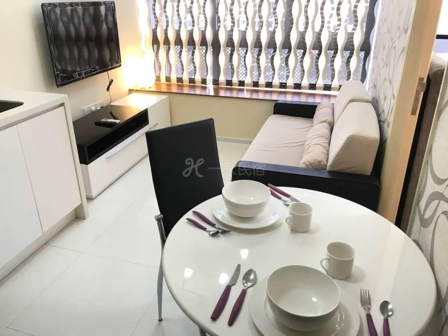 A 一卧室现代设计Vv