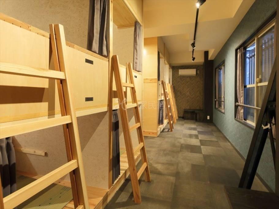 [床位]得奖旅宿JR田端近池袋新宿#M5