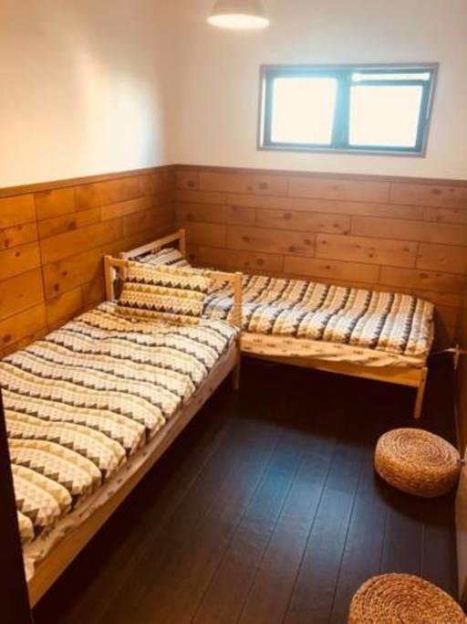 Jsnail Hostel(吉斯耐尔旅舍) 标准双床间 #1