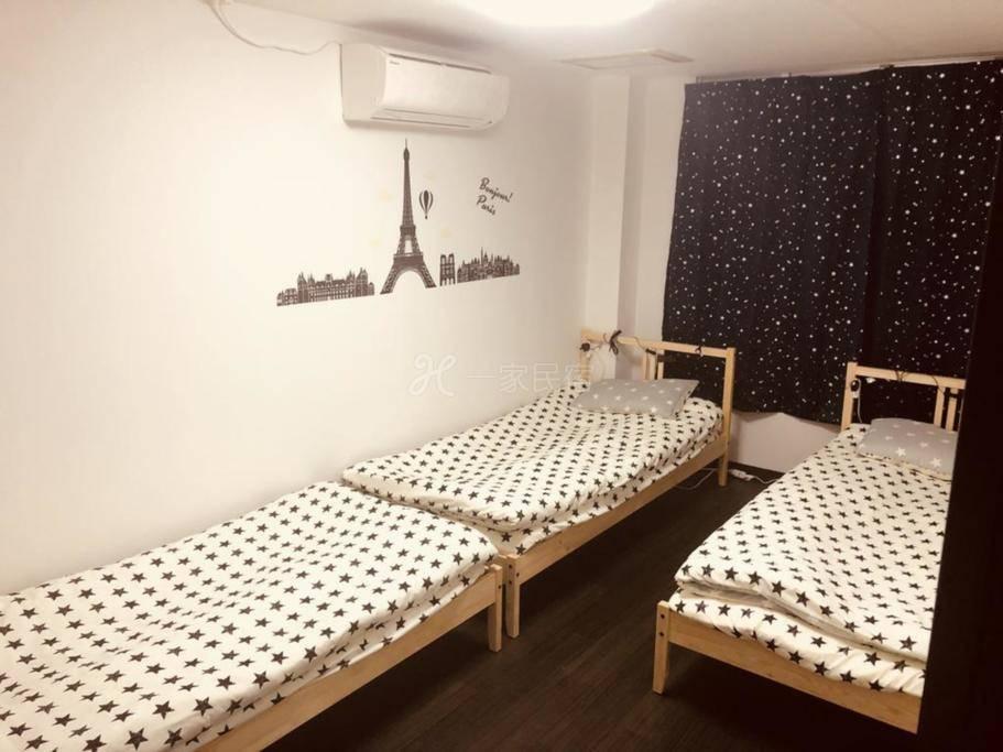 Jsnail Hostel(吉斯耐尔旅舍) 标准三人间#2