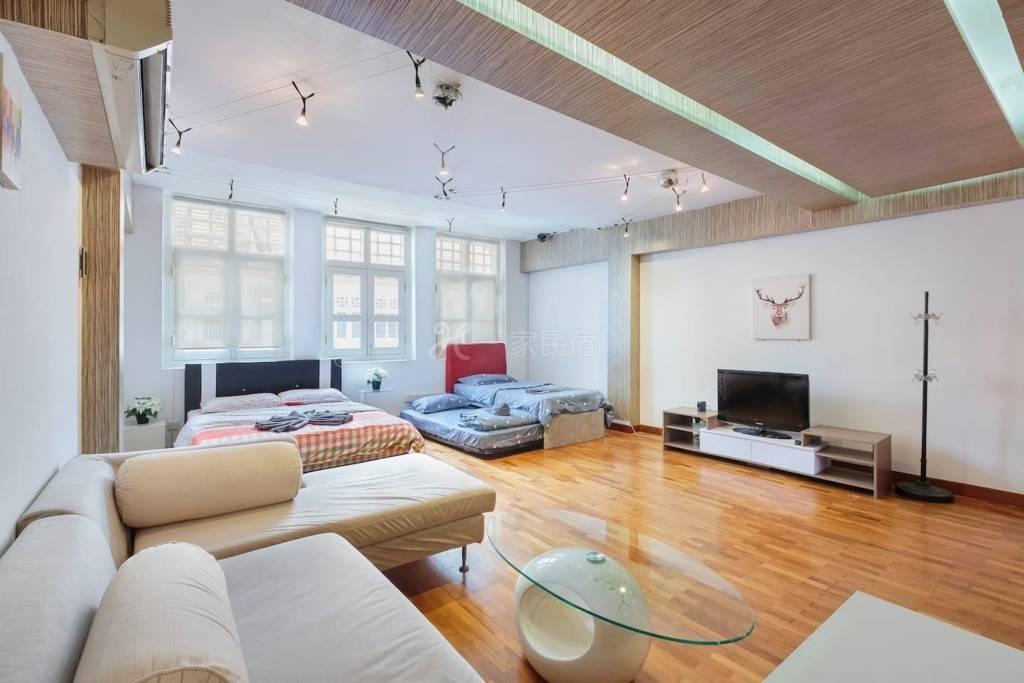 最佳位置!舒适宽敞的公寓靠近地铁站