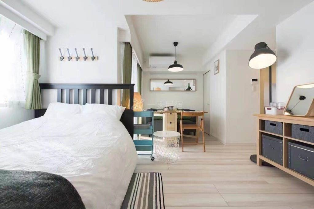 *3 Cozy home hotel[ 浅草的缘酒店]浅草上野地区,入住2-3人,免费网络,高级卫浴