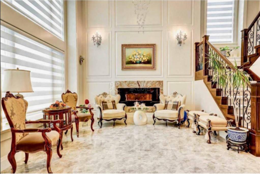 温哥华Richmond高档住宅 Luxury Room (Room1, 套房,中文房东)