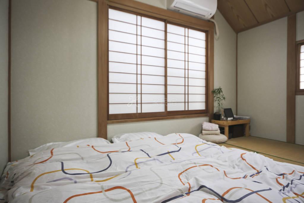 新宿附近的日本风格房间