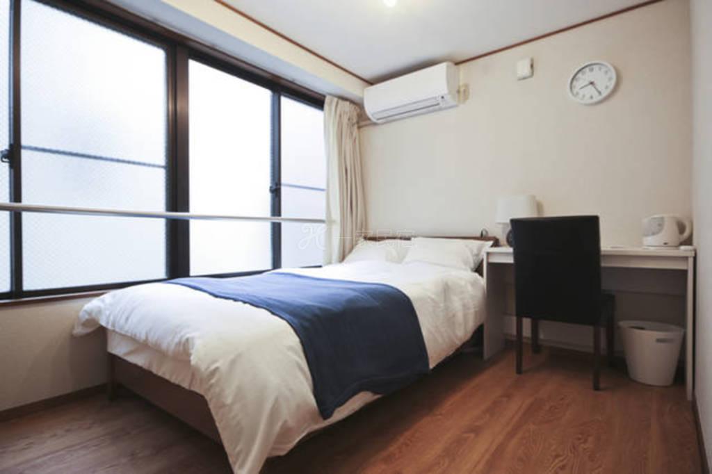 日本住宅社区-安静/交通方便-不用转车直达新宿/放鬆,有家的感觉