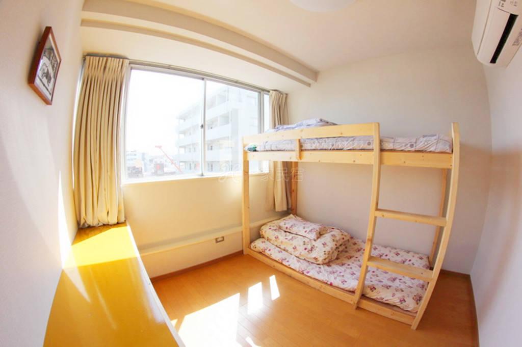 最便宜的家庭情侣房@Nippori