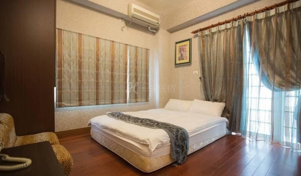 花莲--七星海民宿 温馨和室厅(二人房)