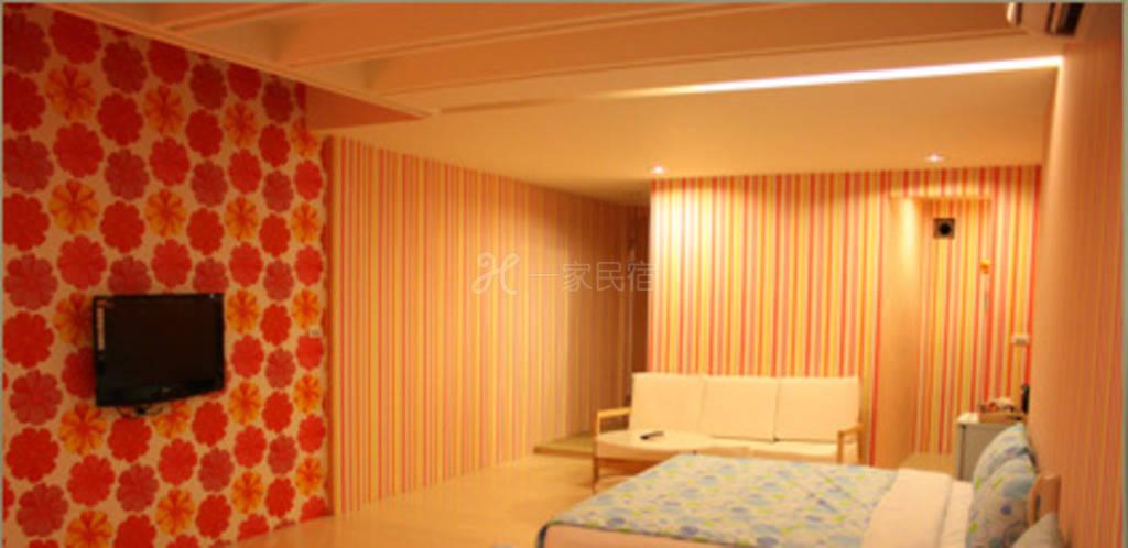 屏东--小琉球珊瑚假期民宿 八放八人房