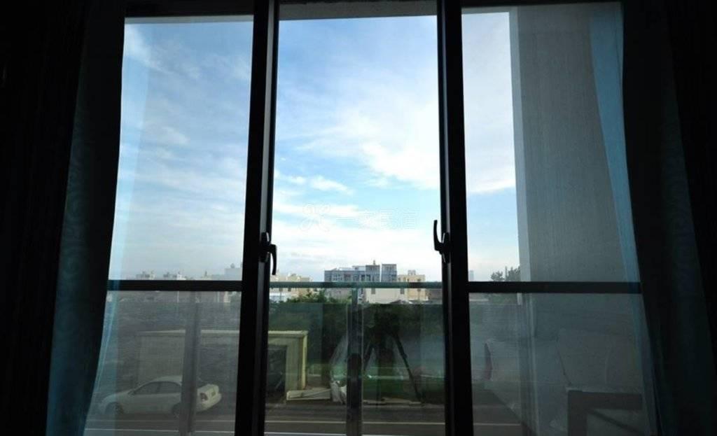 澎湖--豔晴居旅店 202碧海双人房