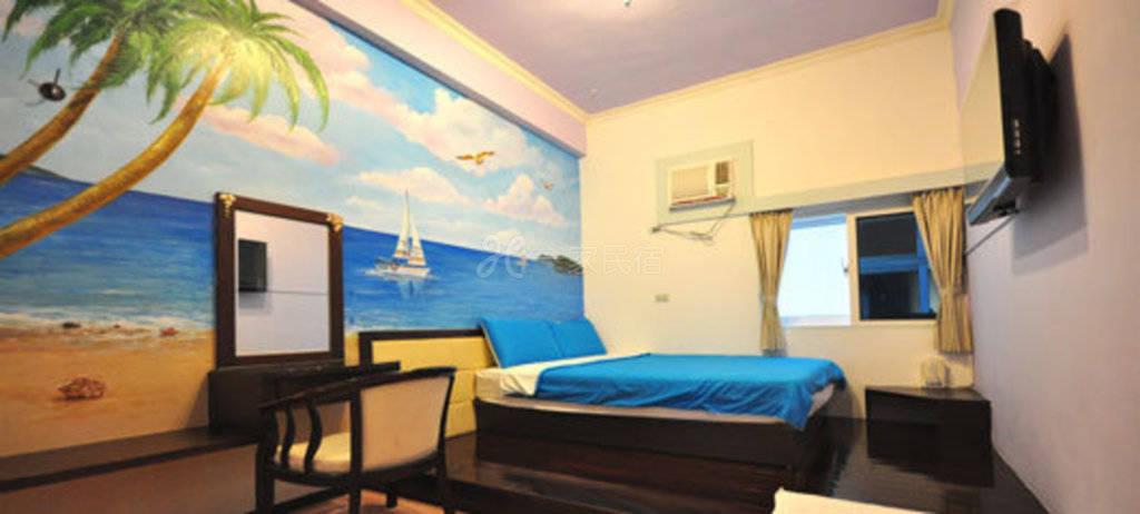 小琉球--海洋风情渡假旅馆 海兔螺