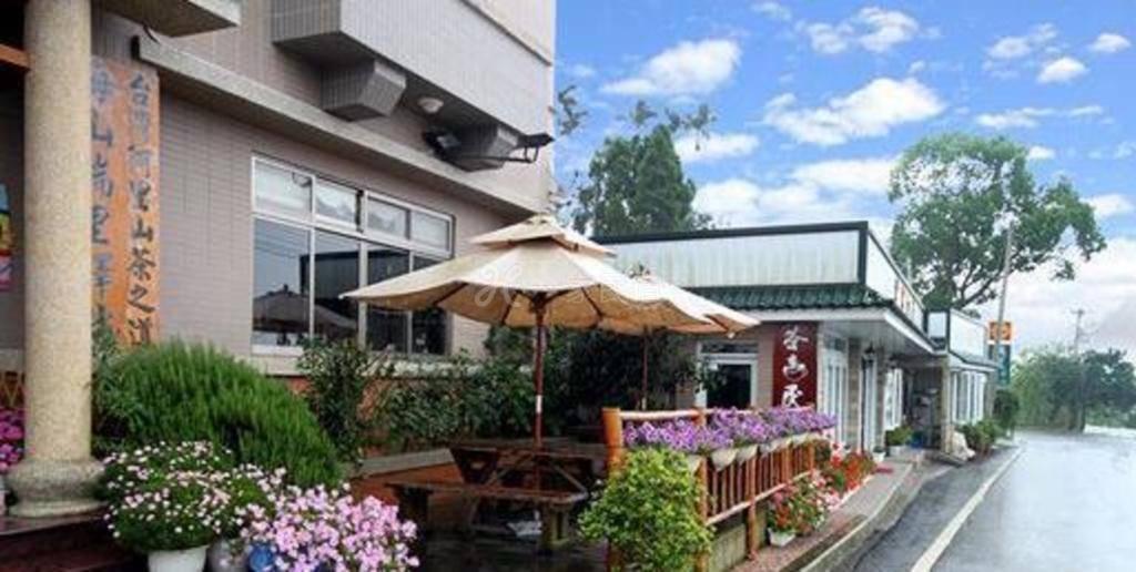 嘉义--瑞里茶壶民宿 景观双人房