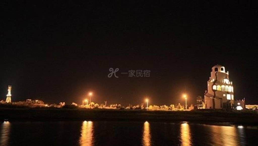 澎湖--人鱼之丘民宿 5F‧优惠双人房‧海洋之树