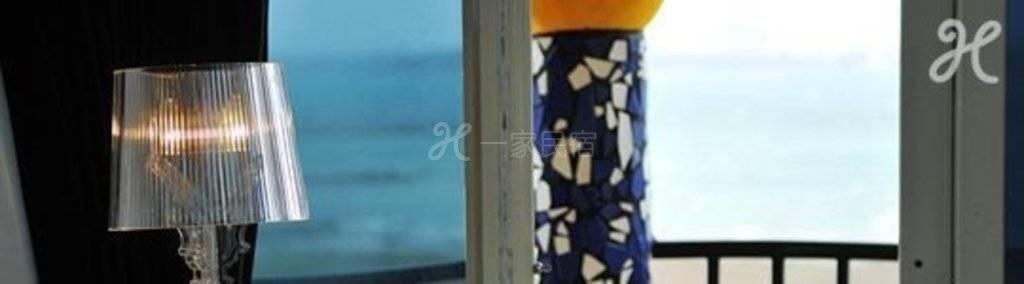 澎湖--人鱼之丘民宿 3F‧双人房‧海草伊甸园