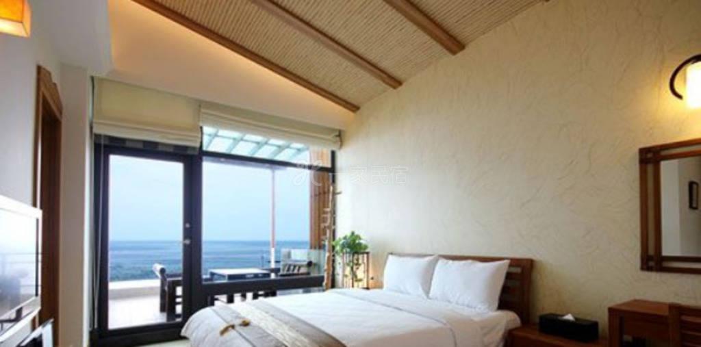 绿岛--TORO观海民宿 PANDA‧和风两人房