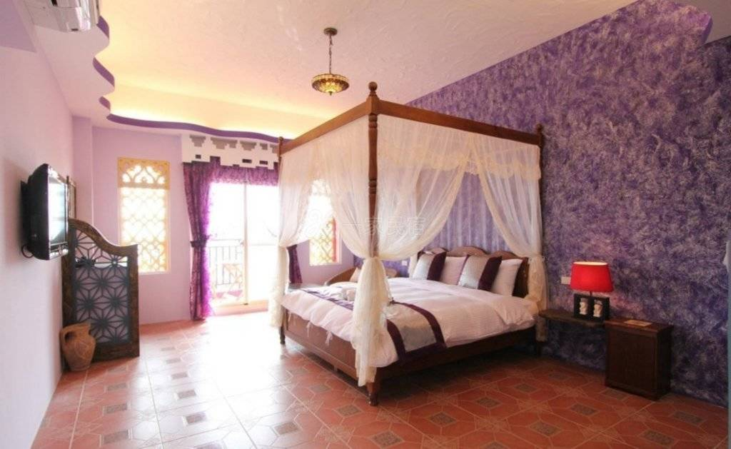 海景峇里岛猫角浴缸二人房R301附阳台