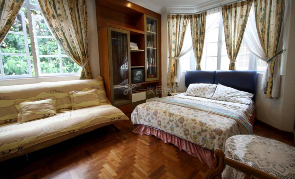 新加坡 豪华卧室 近机场、世博园