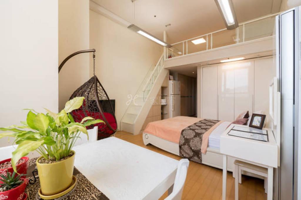 南山塔复式家庭公寓A -五人间整套出租
