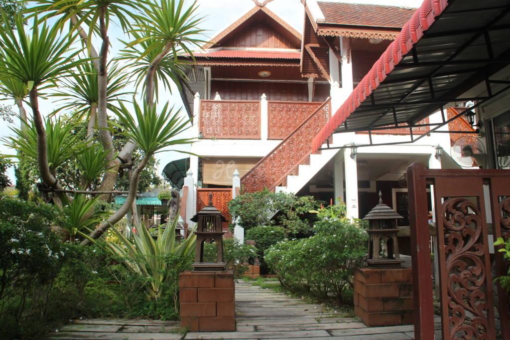 泰国清迈兰纳花园别墅,爱上清迈
