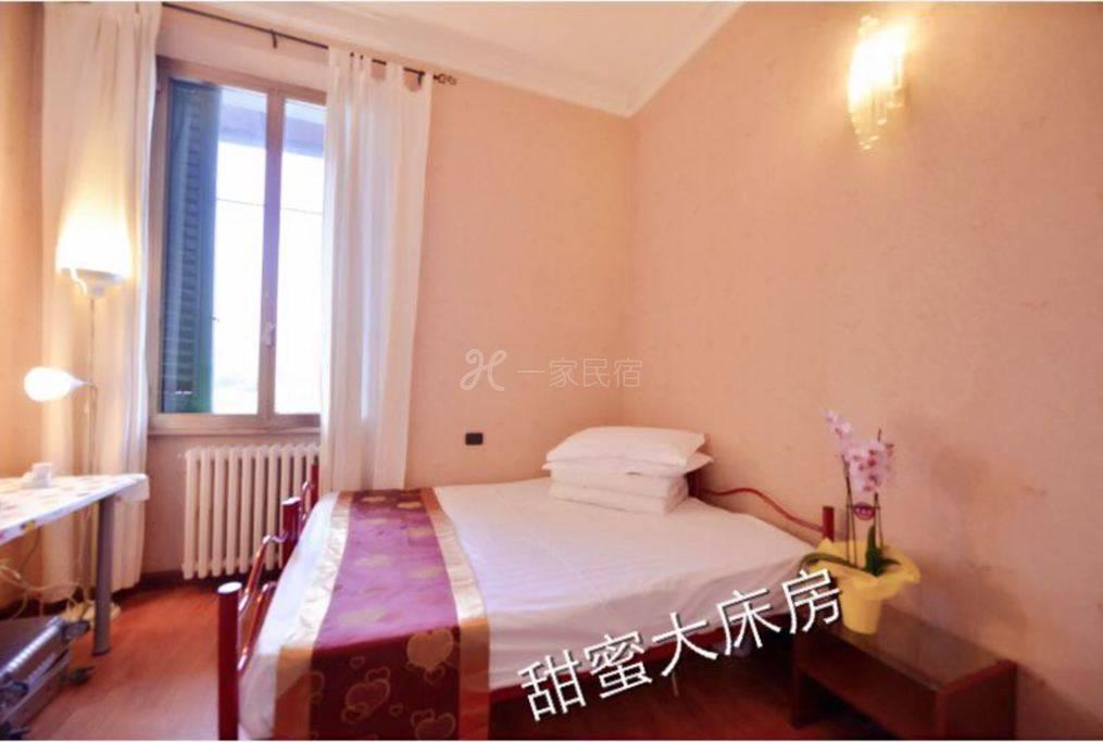 舒适的佛罗伦萨大床房