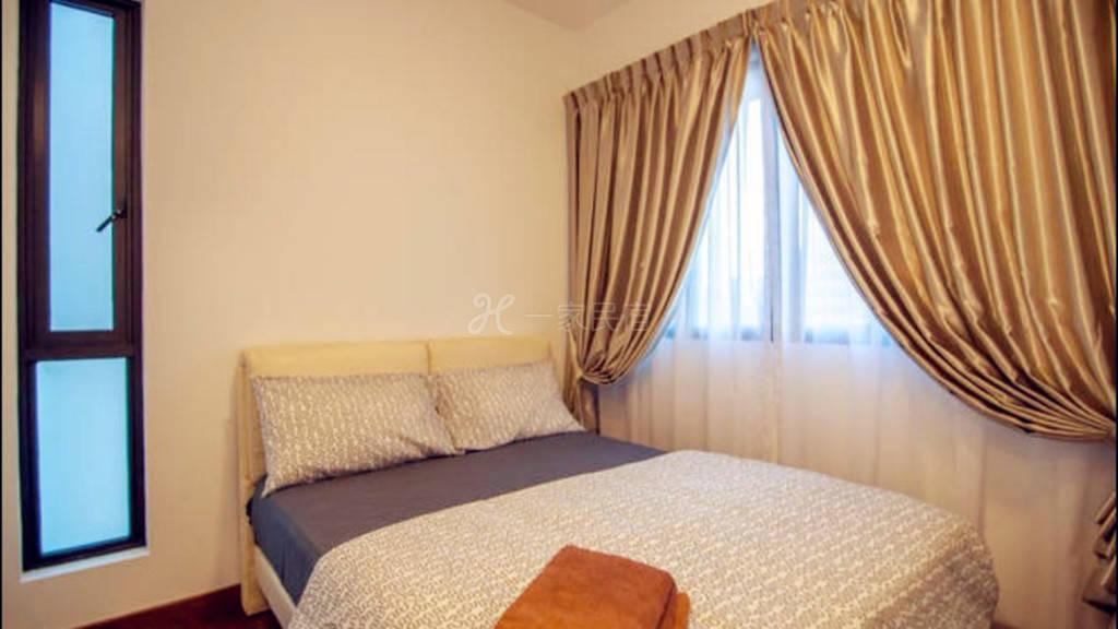 新加坡 马里士他地区 3室一厅两卫全新公寓