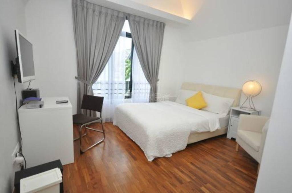 新加坡豪華別墅次臥,開啟你的豪華之旅!