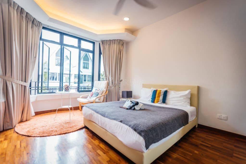 新加坡酒店 酒店式豪华别墅高级商务套房商务旅游长短期