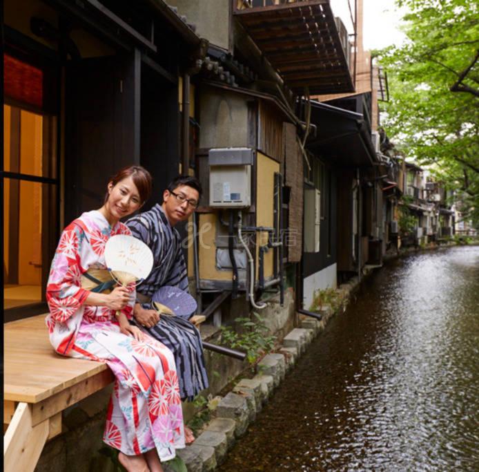 四条高濑川 町屋 日式风格联排别墅#8
