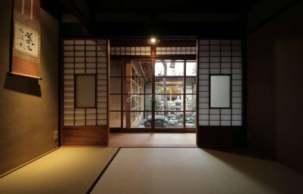 京恋松家(带地暖)庭院百年町屋