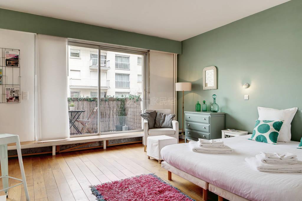 Trocadero Charme公寓 - 巴黎16區 TROCADERO