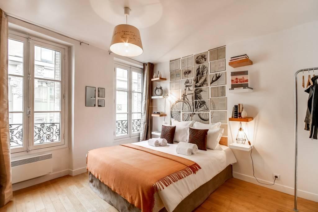 阿凯福五号公寓-巴黎四区玛莱