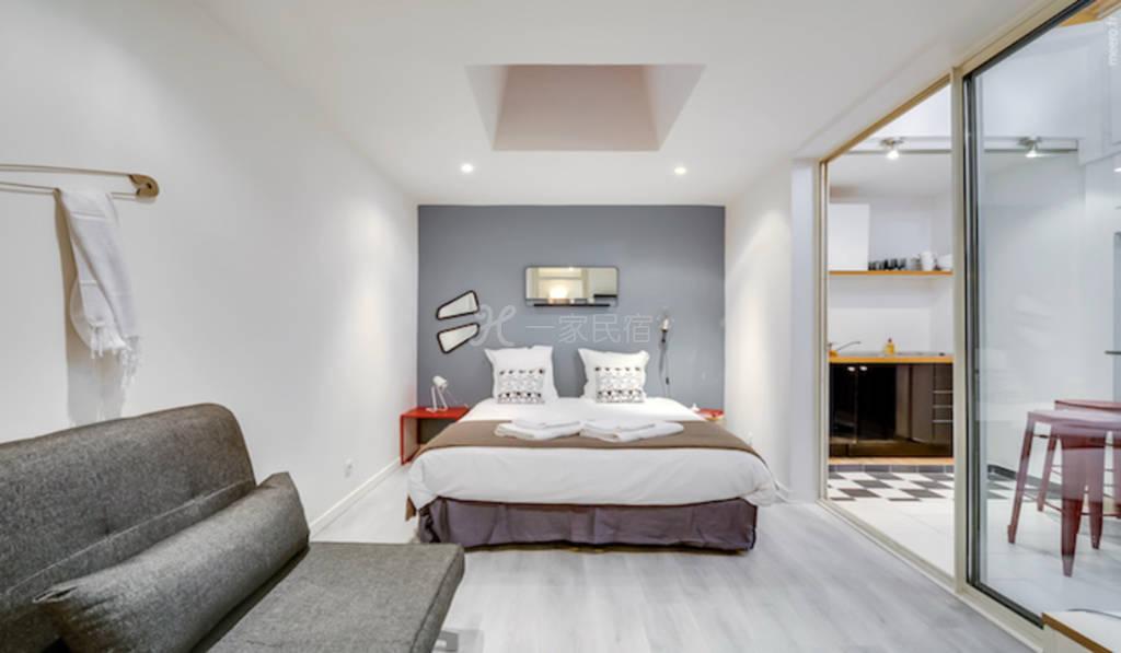 马尔斯公寓-巴黎七区圣吉尔曼