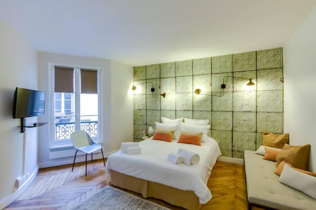 阿凯福二号公寓-巴黎四区玛莱